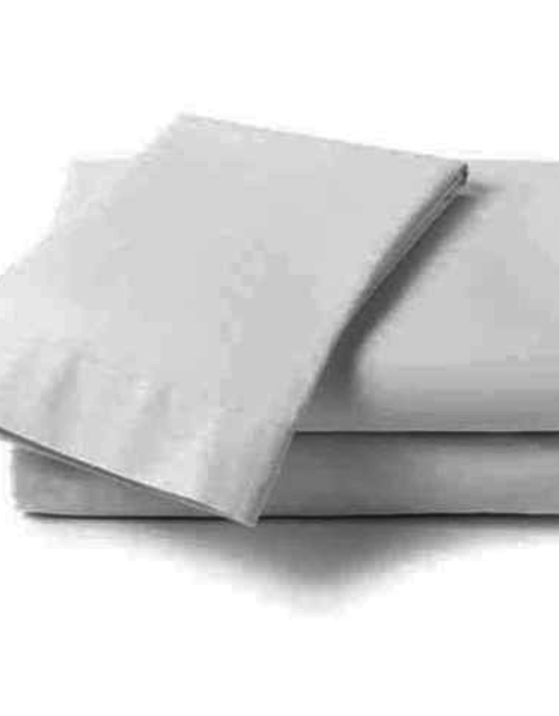 Cuddle Down S Percale Deluxe Sheet Queen-Queen Flat-#10 White
