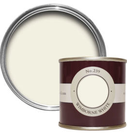 Farrow and Ball 100ml Sample Pot Wimborne White No. 239