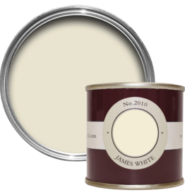 Farrow and Ball 100ml Sample Pot James White No. 2010