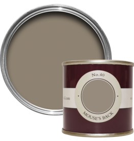 Farrow and Ball 100ml Sample Pot Mouse's Back No. 40