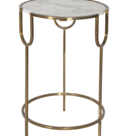 renwill Whitesilk Accent Table