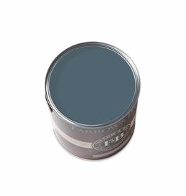 Farrow and Ball Gallon Modern Emulsion Stiffkey Blue No 281
