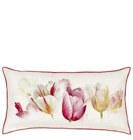 Designer's Guild Designer's Guild Tulip Garden Azalea Cushion 24 x 12