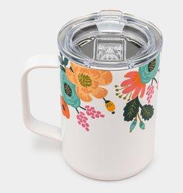 Corkcicle Mug Corkcicle 16oz -Cream Lively Floral