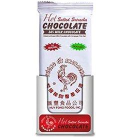 Pacific Candy Sriracha milk Chocolate