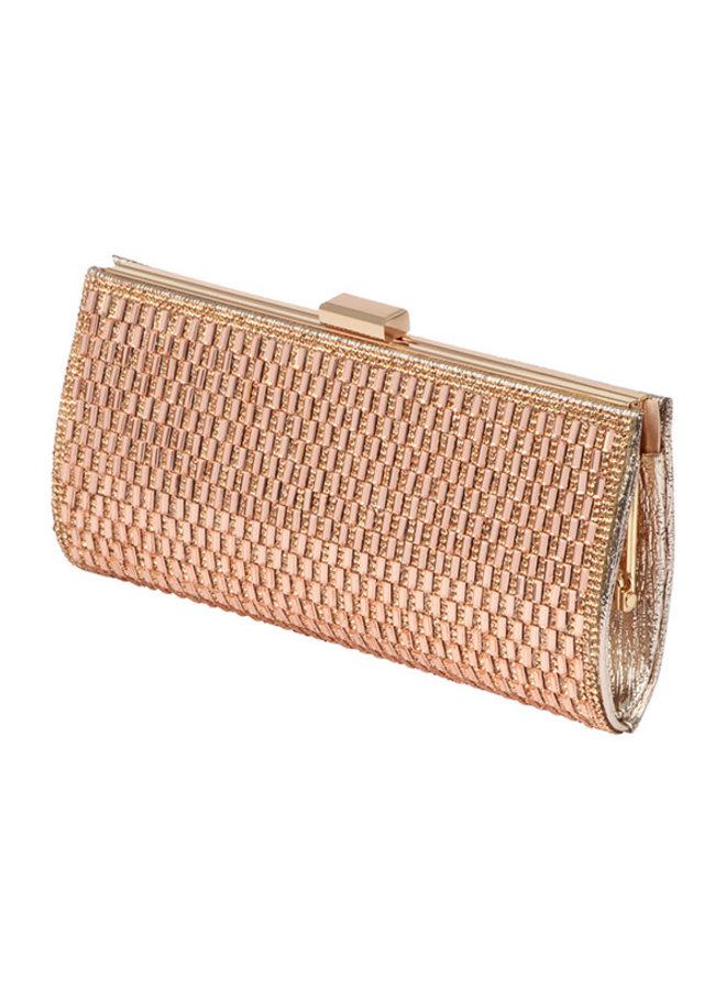 Hb-Miya-292 Rhinestone Handbag - GLITTER FASHION