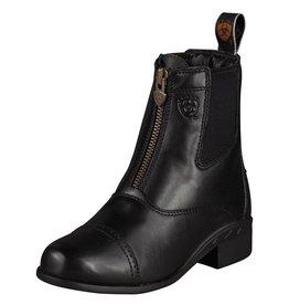 Ariat Devon III Kids' Zip Paddock Boot-Black