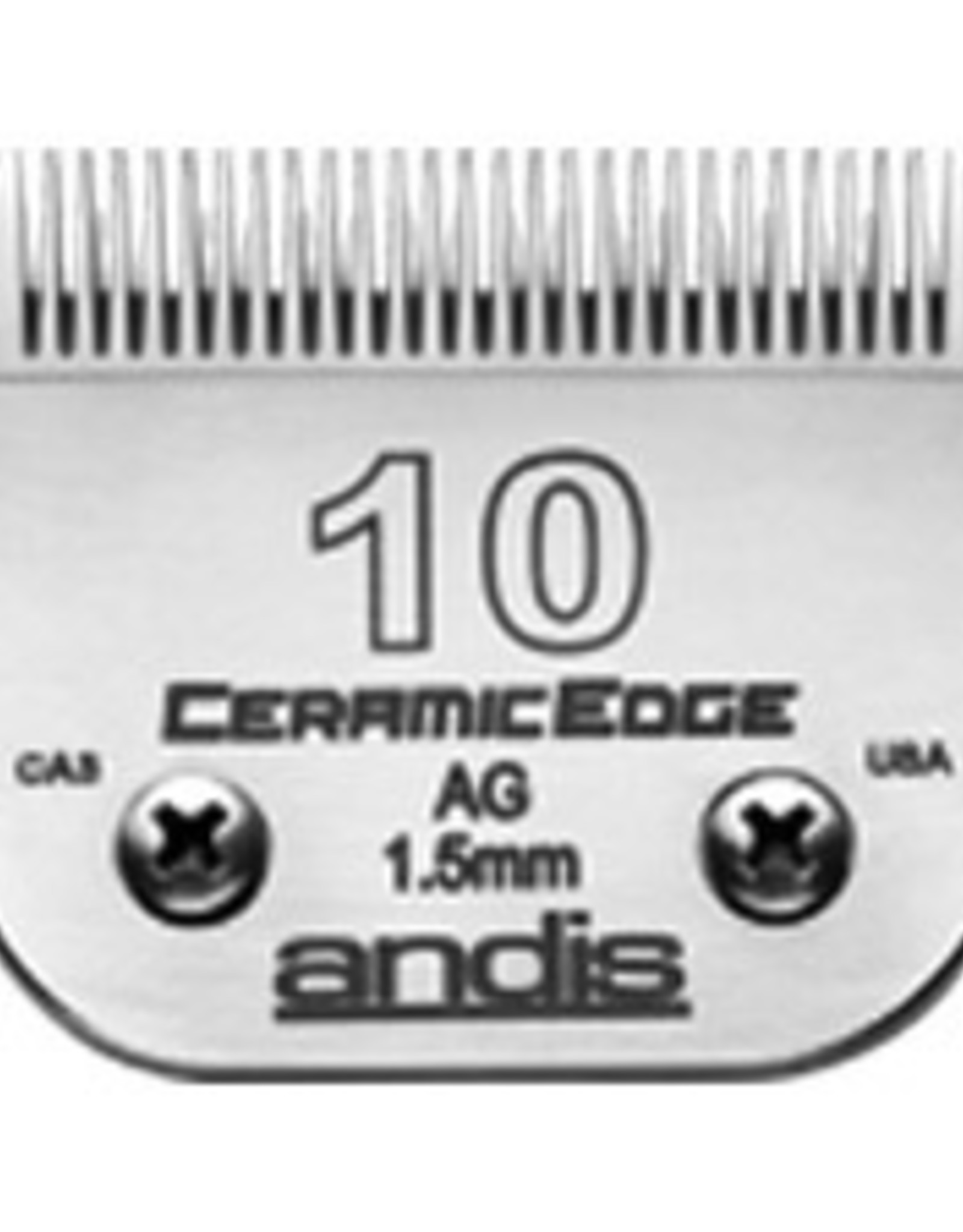 Andis CeramicEdge Clipper Blade Size 10