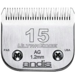 Andis UltraEdge Clipper Blade Size 15
