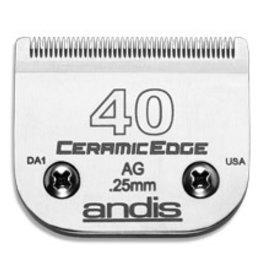 Andis CeramicEdge Clipper Blade Size 40