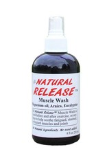 Four Oaks Natural Release Muscle Wash - 8oz