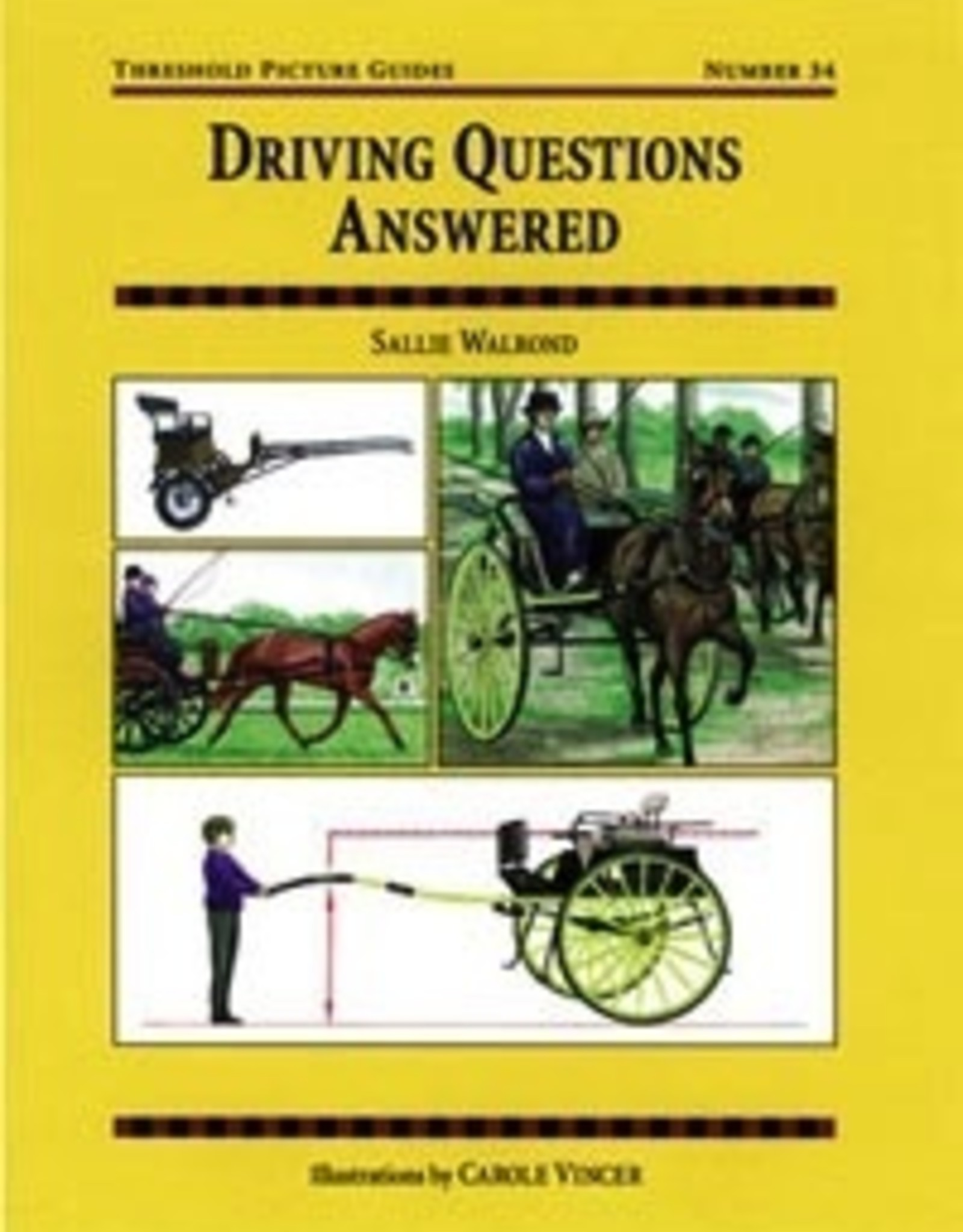 Driving Questions Answered