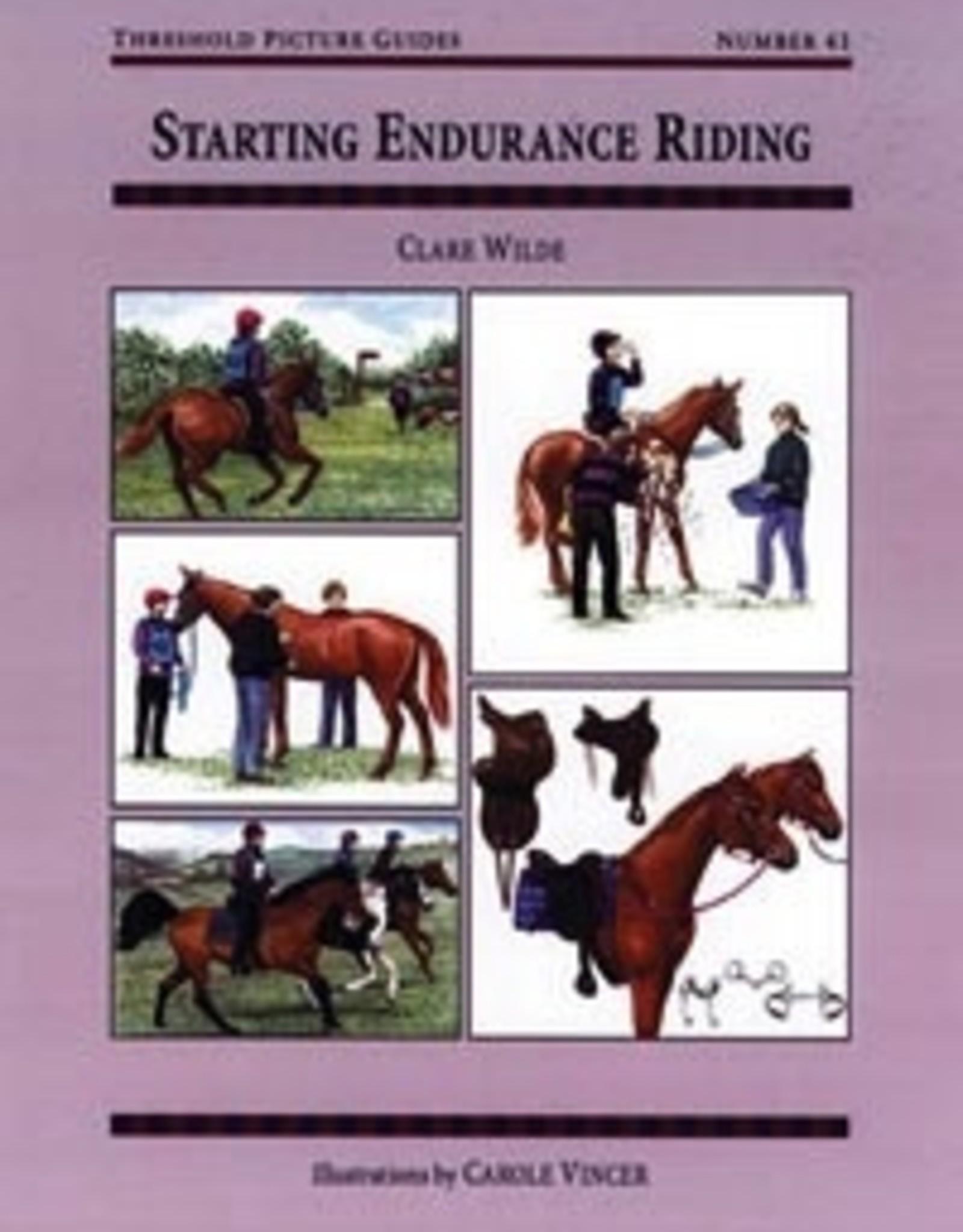 Starting Endurance Riding