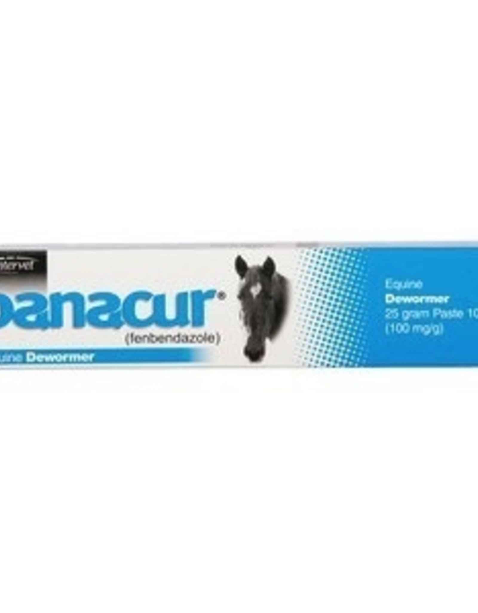 Merck Panacur Paste 10% 25 Gram