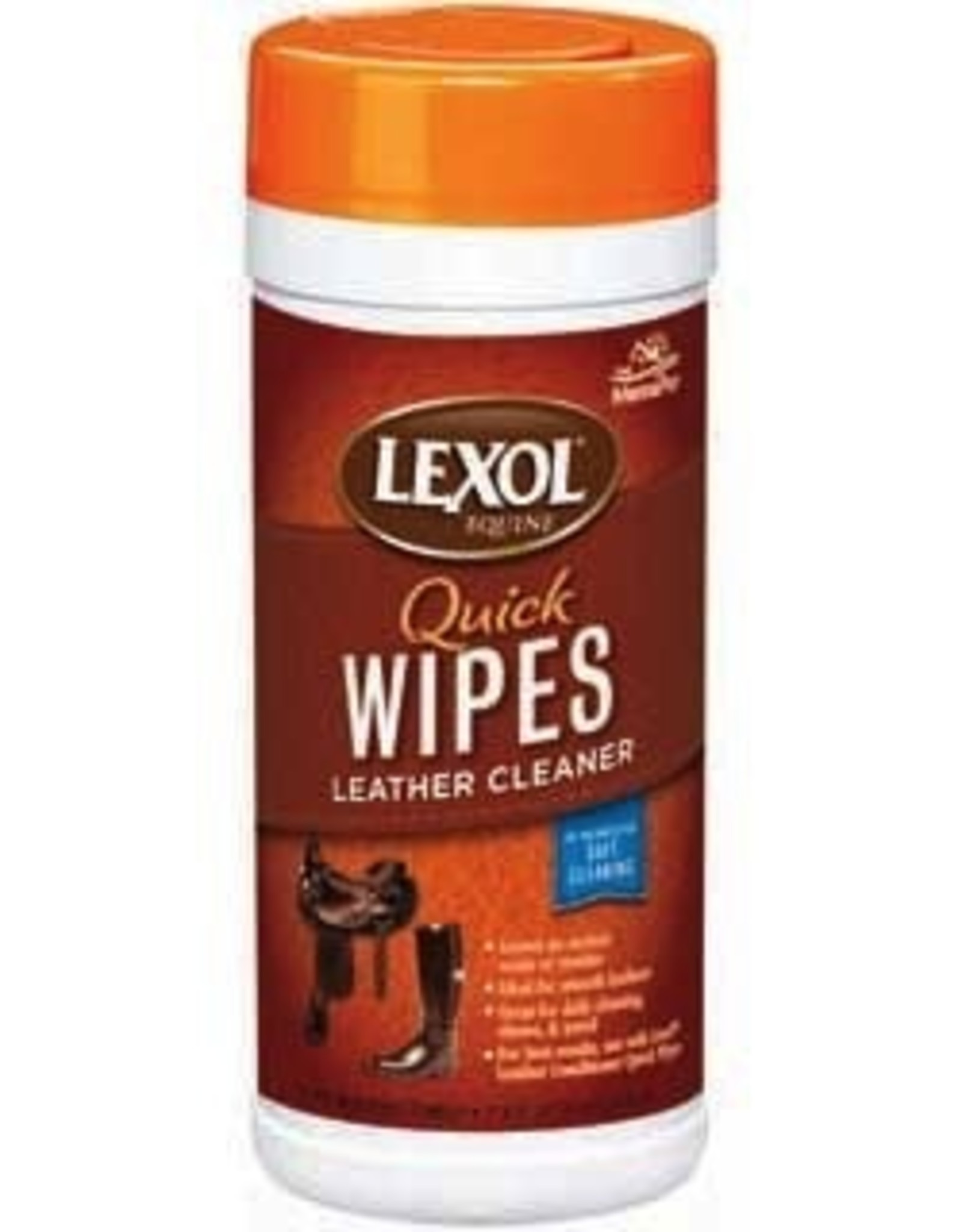 Lexol Leather Cleaner Quickwipes