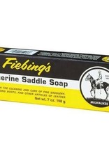 Fiebing's Glycerine Saddle Soap Bar - 7oz