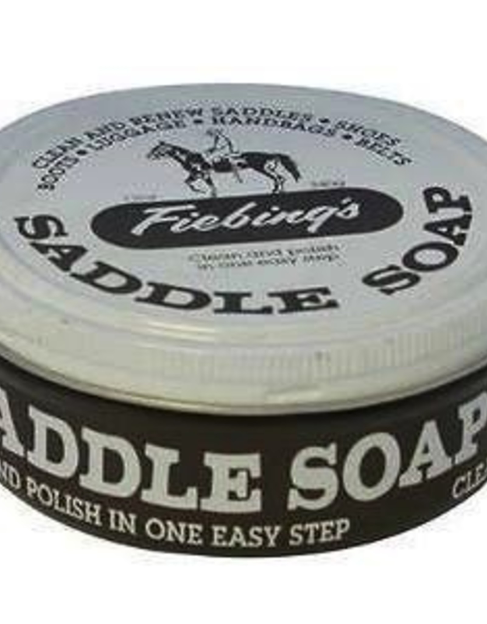 Fiebing's White Saddle Soap - 12oz