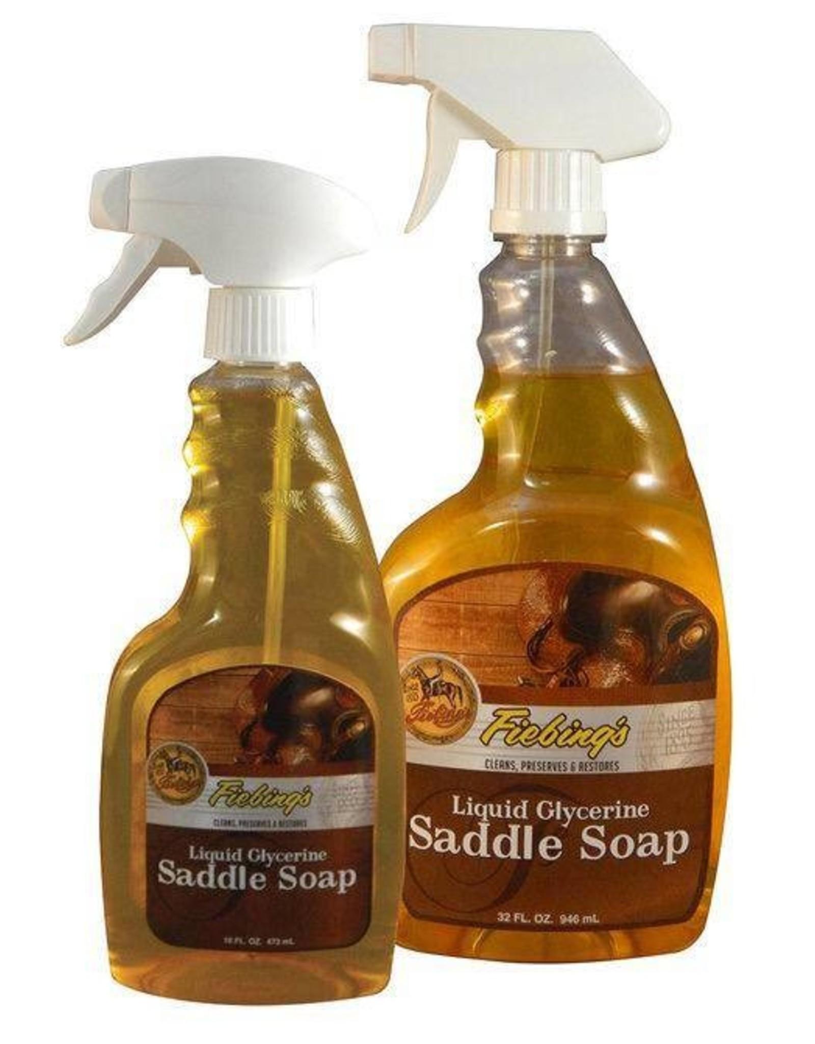 Fiebing's Liquid Glycerine Saddle Soap - 16oz