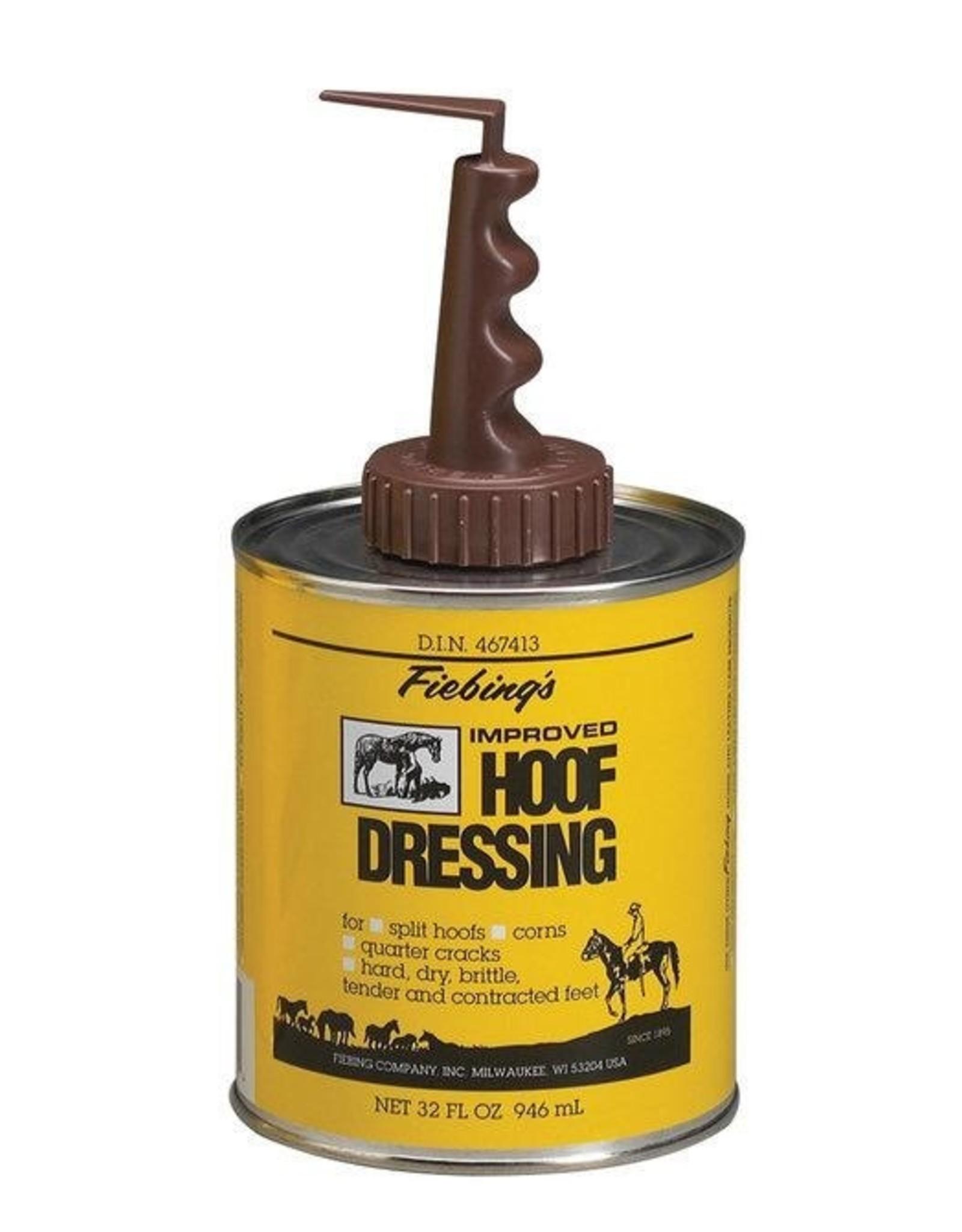 Fiebing's Hoof Dressing w/ Applicator - 32oz