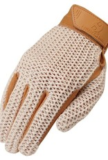 Heritage Youth Crochet Riding Gloves