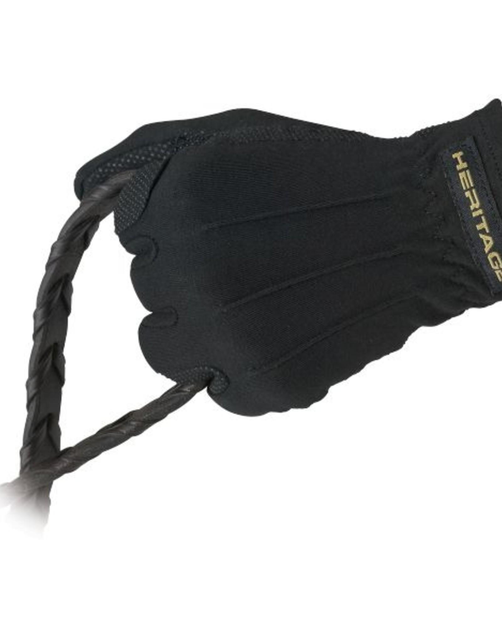 Heritage Power Grip Gloves