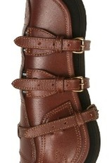 Majyk Equipe Leather Tendon Jump Boot - Front