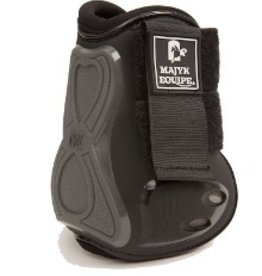 Majyk Equipe Majyk Equipe Vented Infinity Ankle Boot - Hind