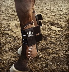 Majyk Equipe Majyk Equipe Vented Infinity Tendon Boot - Front