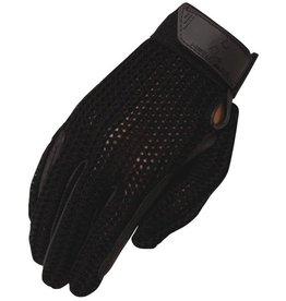 Heritage Gloves Heritage Crochet Riding Gloves