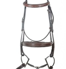 Nunn Finer Caterina Bridle & Matching Reins