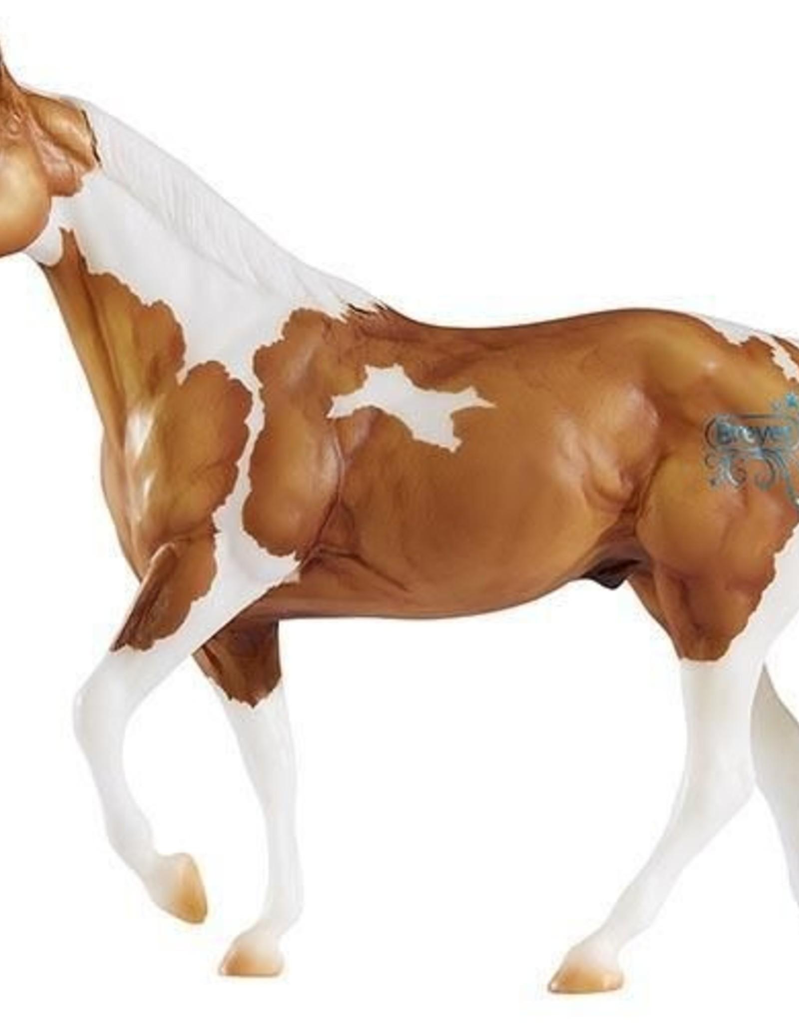 Breyer Trixie Chicks' King - Trick Horse
