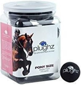 Plughz Plughz Equine Ear Plugs - 10 Pair