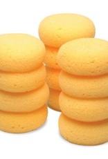 Decker Round Tack Sponges - 12 pack