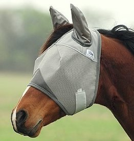 Cashel Cashel Crusader Cool with Ears Fly Mask