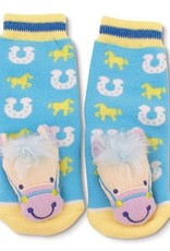 Infant Socks with Rattle