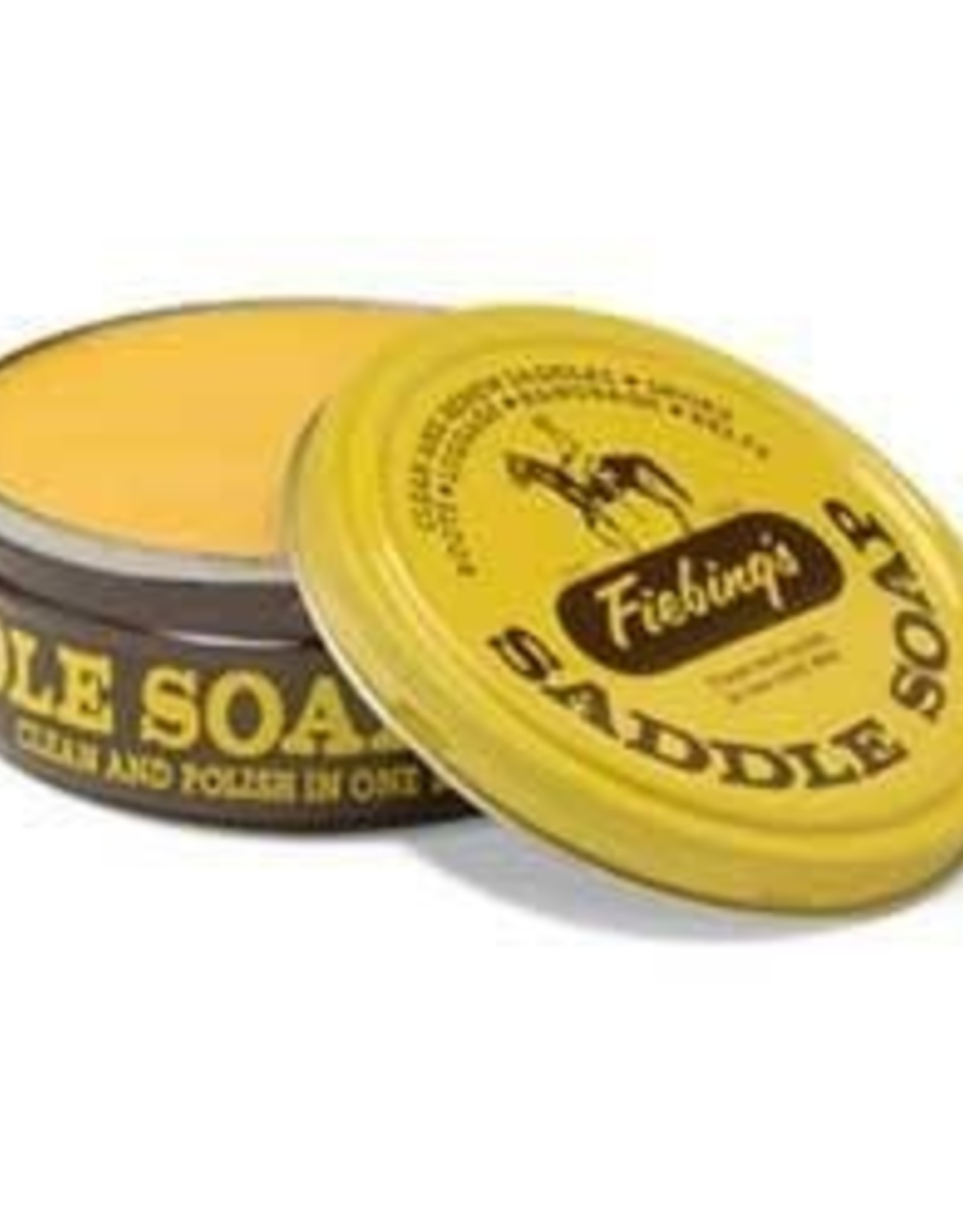 Fiebing's Saddle Soap Yellow - 3oz