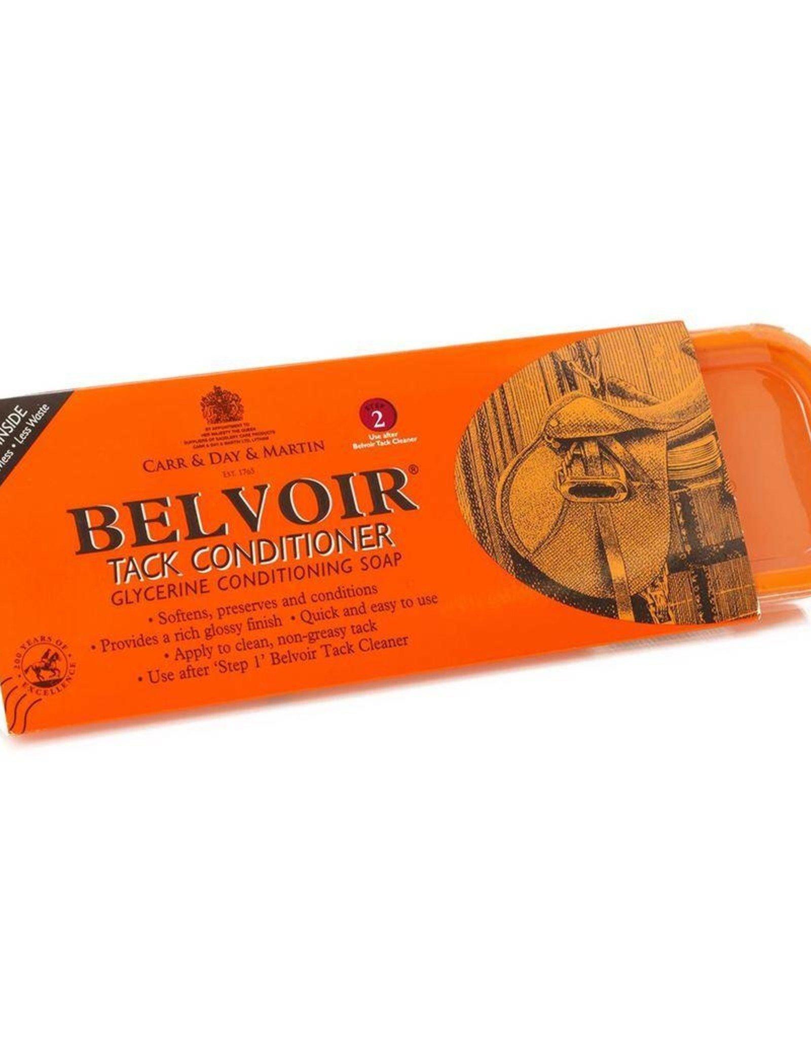 Belvoir Glycerine Conditioning Soap Bar