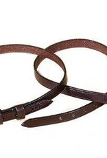 Tory Leather Spur Straps with Keepers