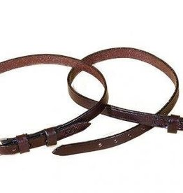 Tory Leather Tory Leather Spur Straps with Keepers