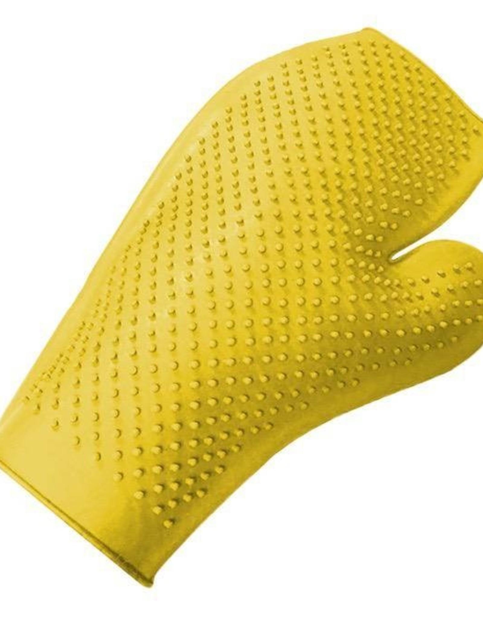 Rubber Massage Glove - Assorted