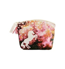 Spiced Equestrian Believe Makeup Bag