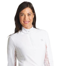 Romfh Ladies' Lace Hunter Long Sleeve Show Shirt