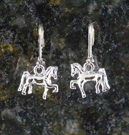 Saddlebred Horse Earring