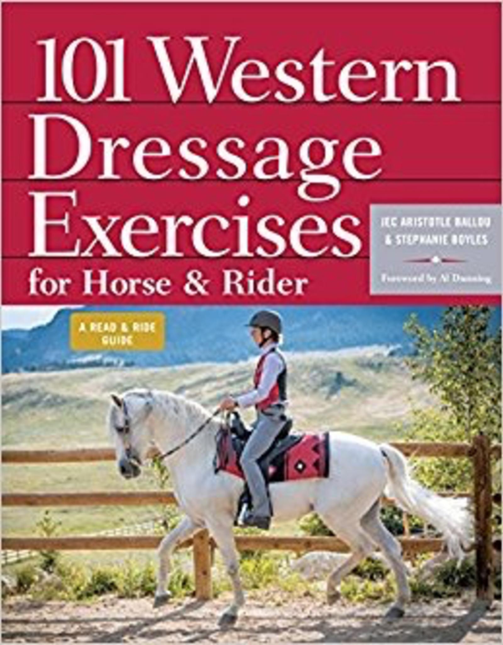 101 Western Dressage Exercises