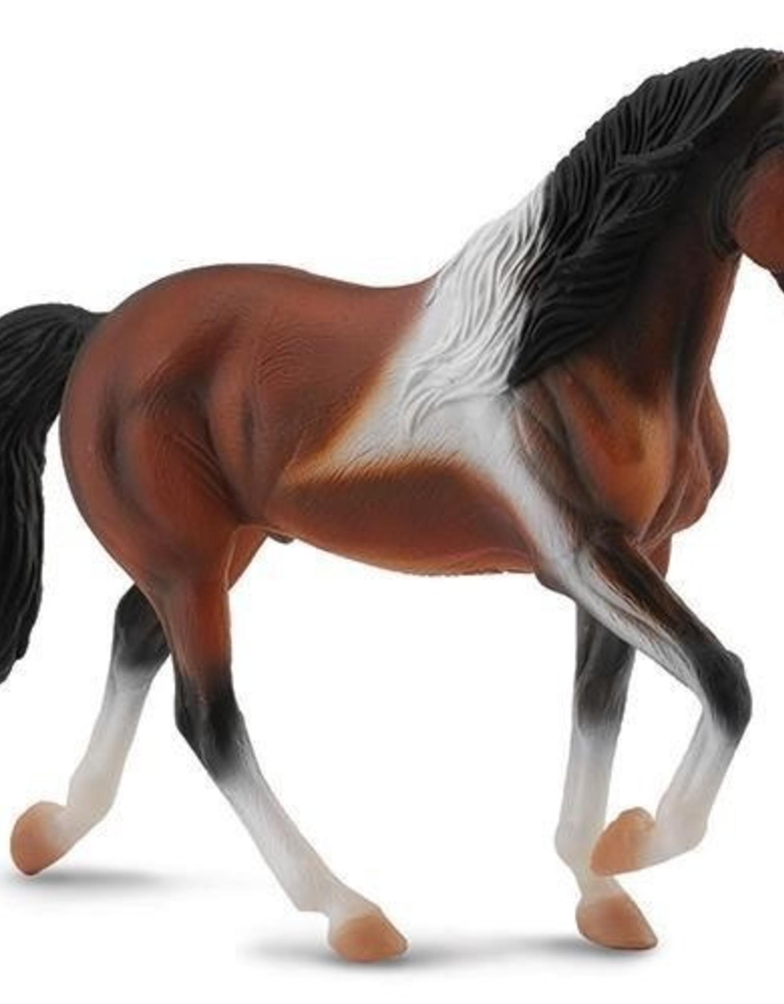 Breyer Bay Pinto Tennessee Walking Horse Stallion