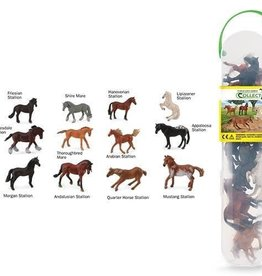 Breyer Collecta Box of Mini Horses