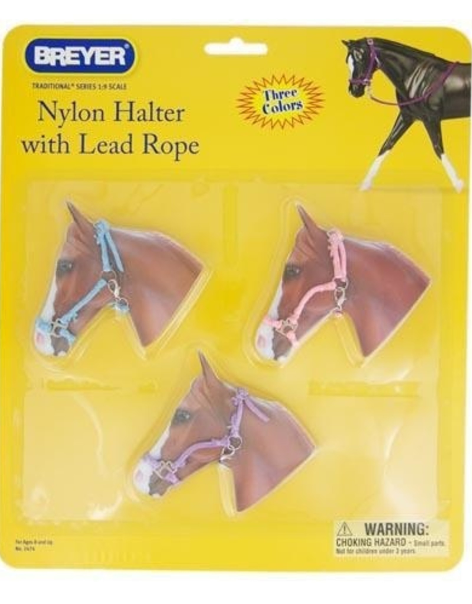 Breyer Nylon Halters & Leads