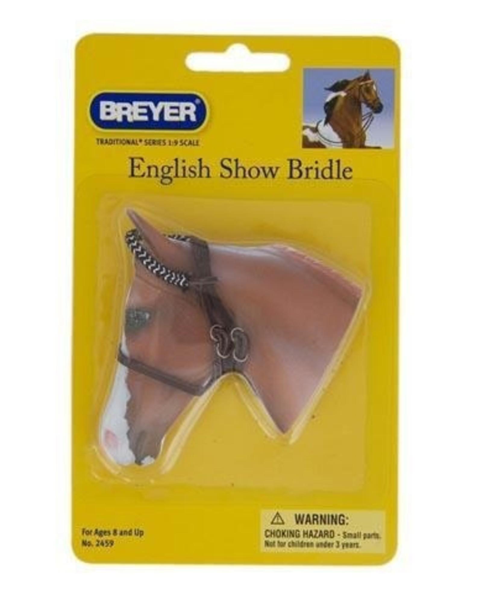 Breyer English Show Bridle