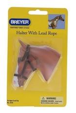 Breyer Leather Halter & Lead