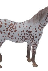 Breyer Chestnut Leopard British Spotted Pony Mare